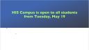 DOS Campus Reopening Update May 18